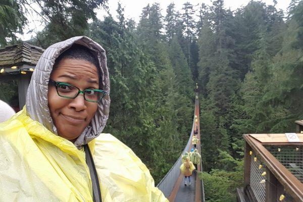 Kenna Williams rain